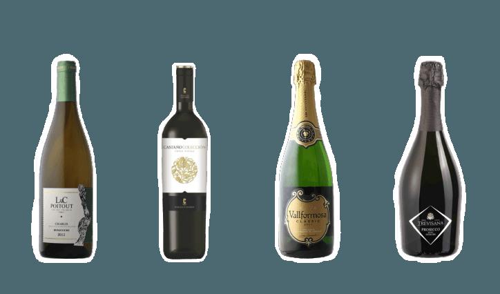 伝統国ワイン&スパークリングセット